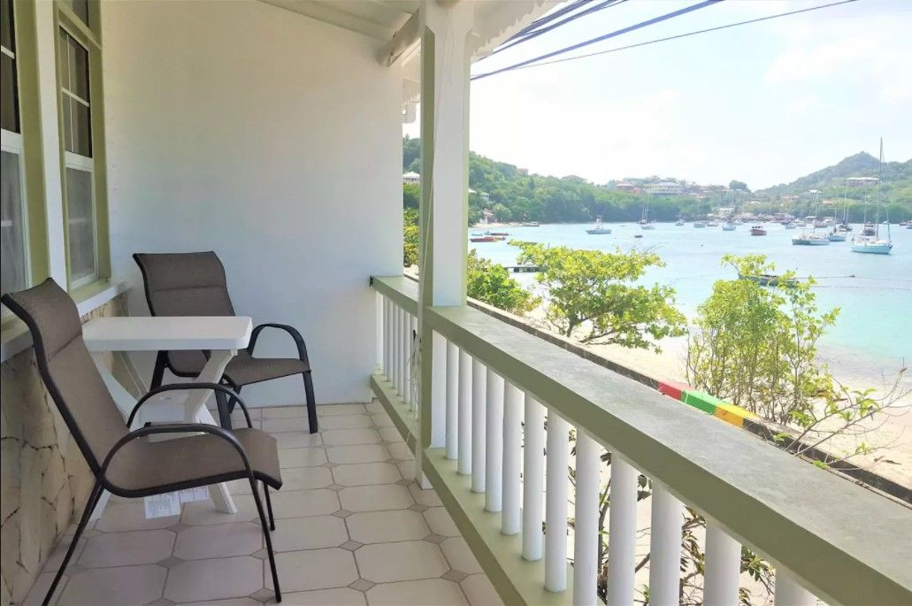 Oyster Shell Apartments Carriacou Grenada