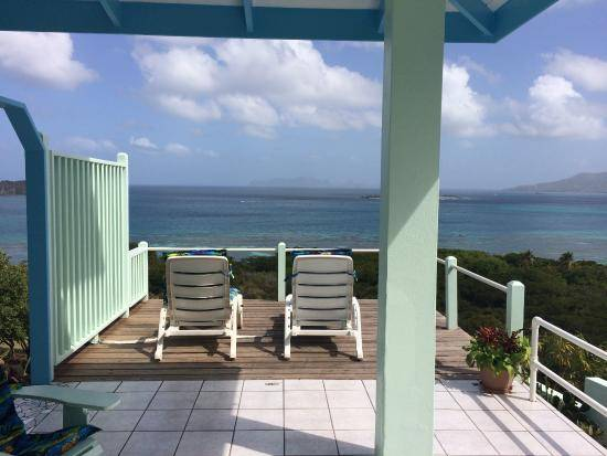 Seaclusion Suites Accommodation, Carriacou, Grenada